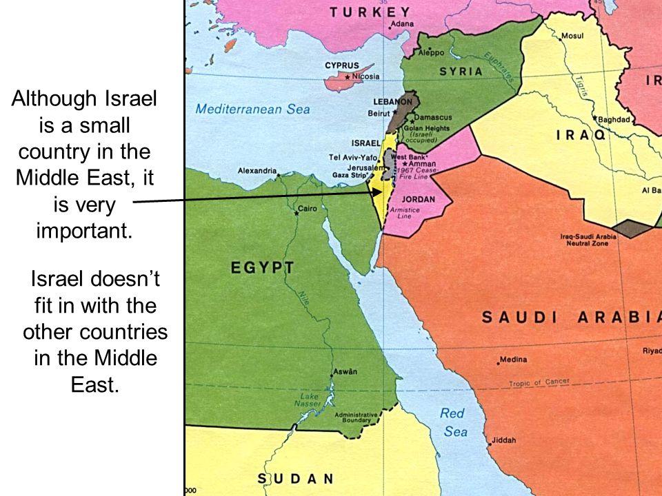 Israelis are multiethnic.
