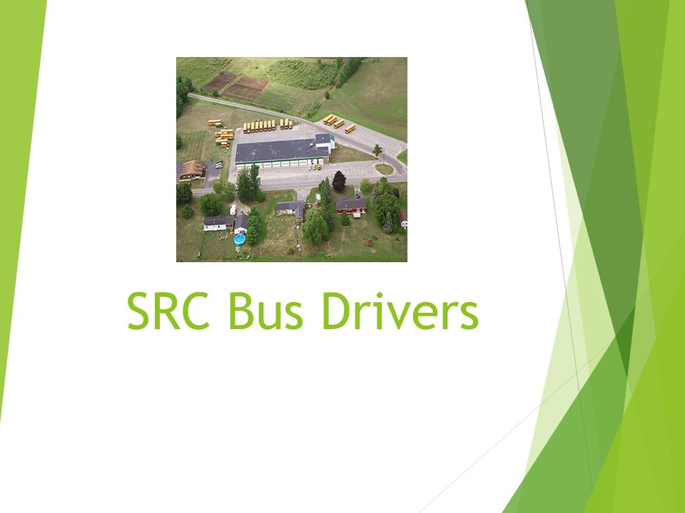 SRC Bus Drivers