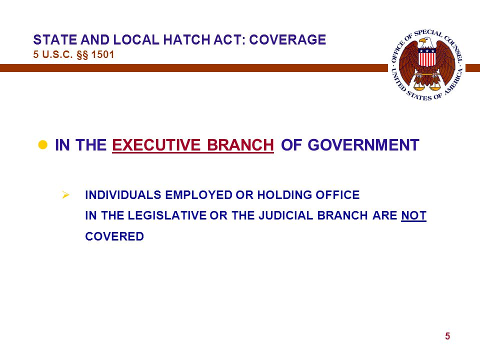 4 lEMPLOYED BY A STATE OR LOCAL AGENCY  INCLUDES BOTH EMPLOYEES AND INDIVIDUALS HOLDING OFFICE  INCLUDES STATE, COUNTY, AND MUNICIPAL AGENCIES OR DEPARTMENTS  INCLUDES ANY U.S.