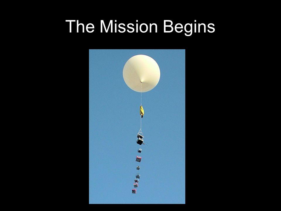 The Mission Begins