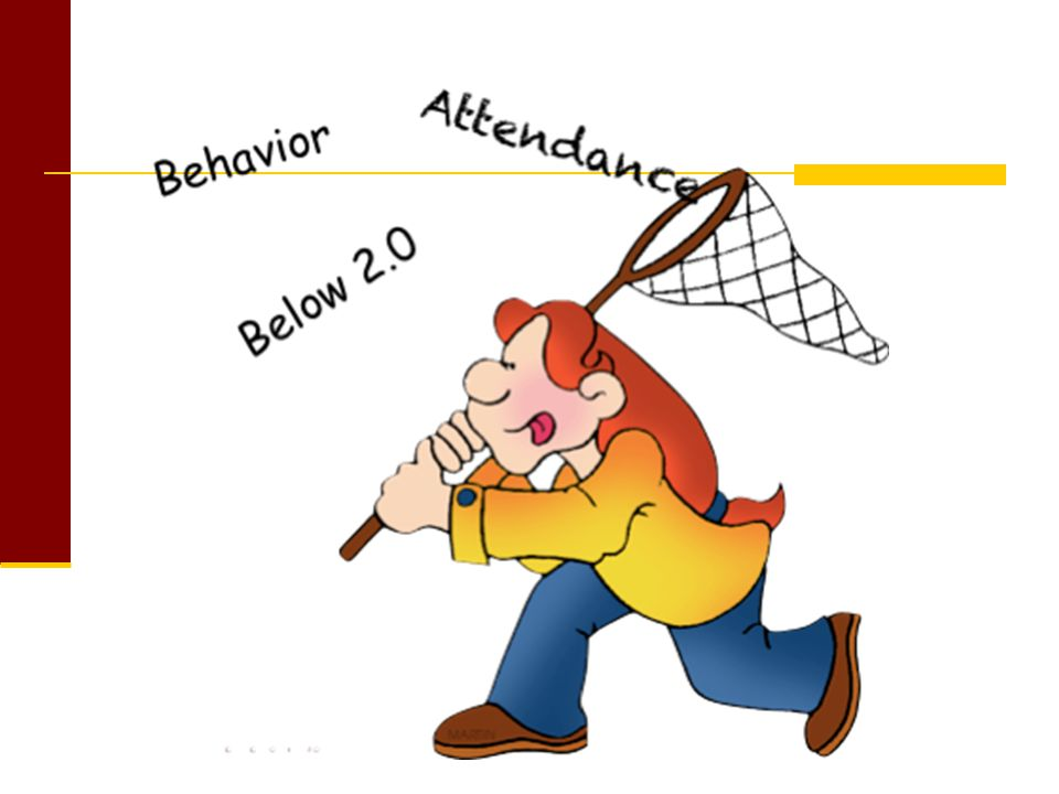 DATA: First Progress Report (October 2010) all students # of Students Below 2.0 # of Students with 3 full day unexcused absences # of students with 3 behavioral referrals 6 th Grade 66218 7 th Grade 1025725 8 th Grade 1445825 Eberheart and Zañartu (2011) 15 Students have problems in all 3 Areas (School Wide)