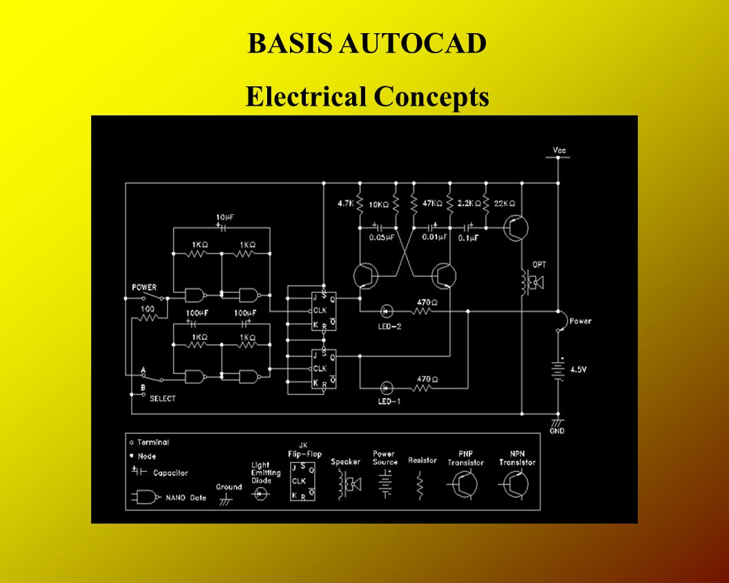 BASIS AUTOCAD Electrical Concepts