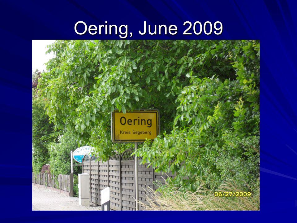 Oering, June 2009