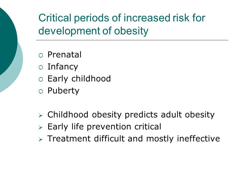 Increase in Infant Obesity?