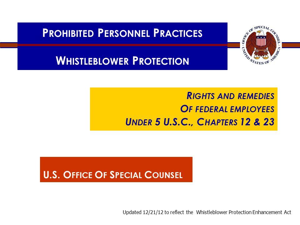 31 Corrective Action 5 U.S.C.