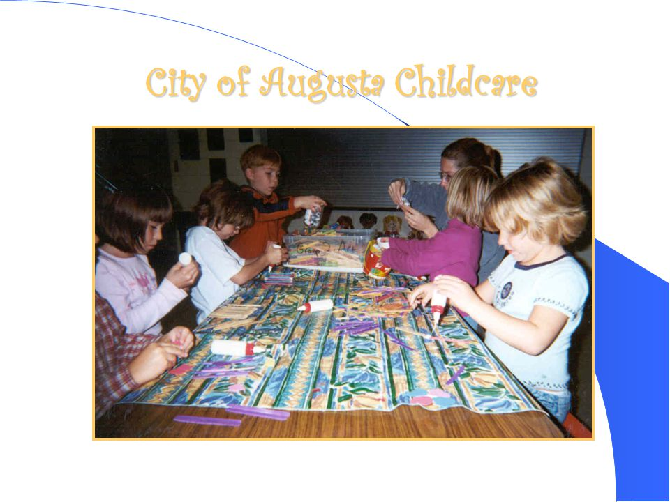 City of Augusta Childcare