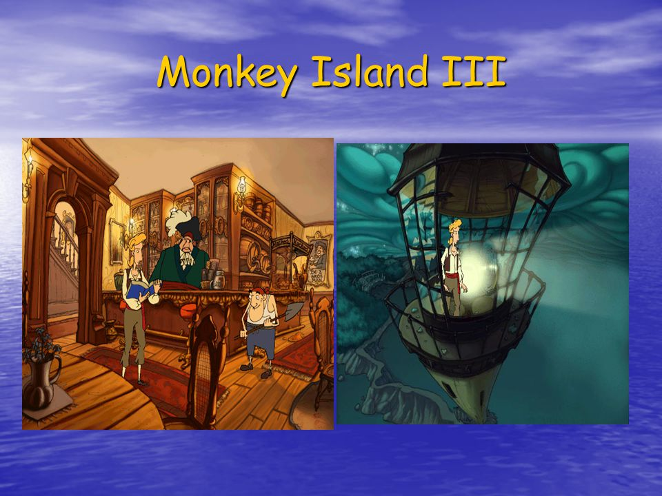 Monkey Island III