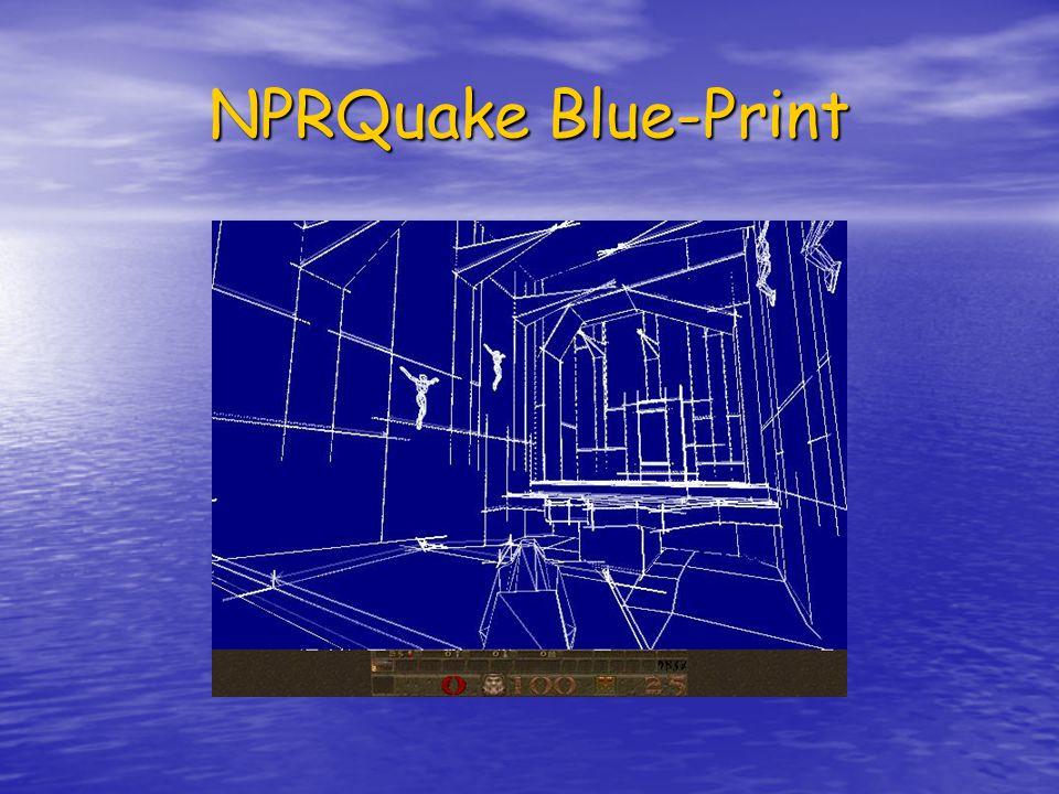 NPRQuake Blue-Print