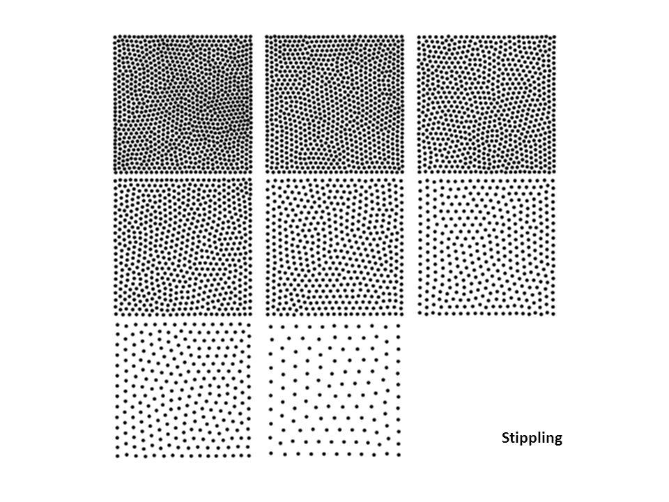 Stippling