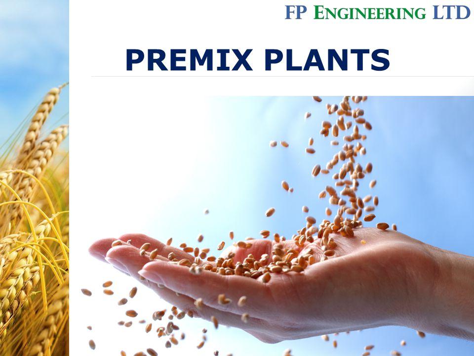 PREMIX PLANTS