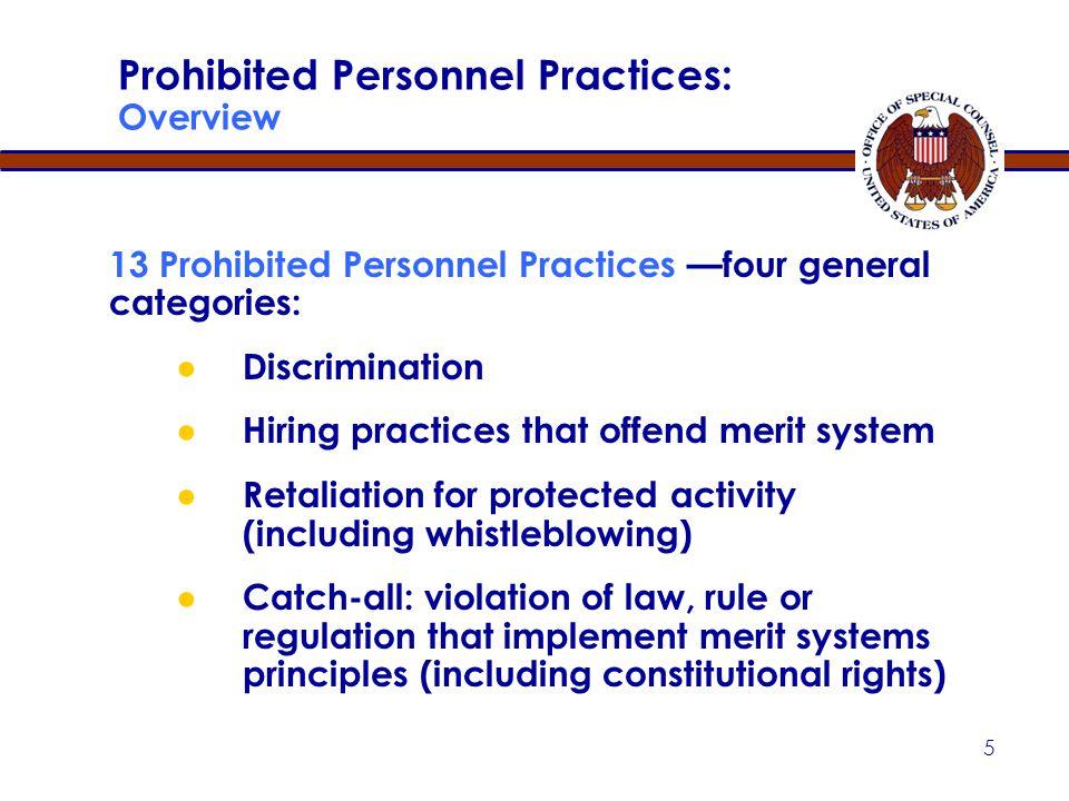Whistleblower Protection Enhancement Act P.L.