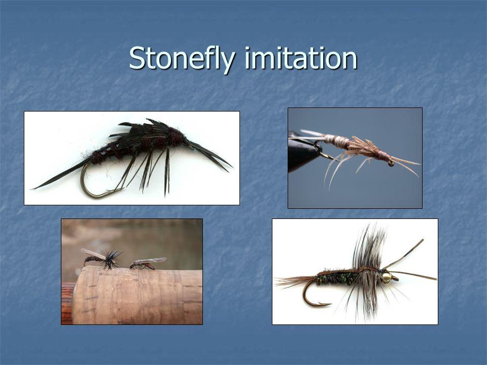 Stonefly imitation