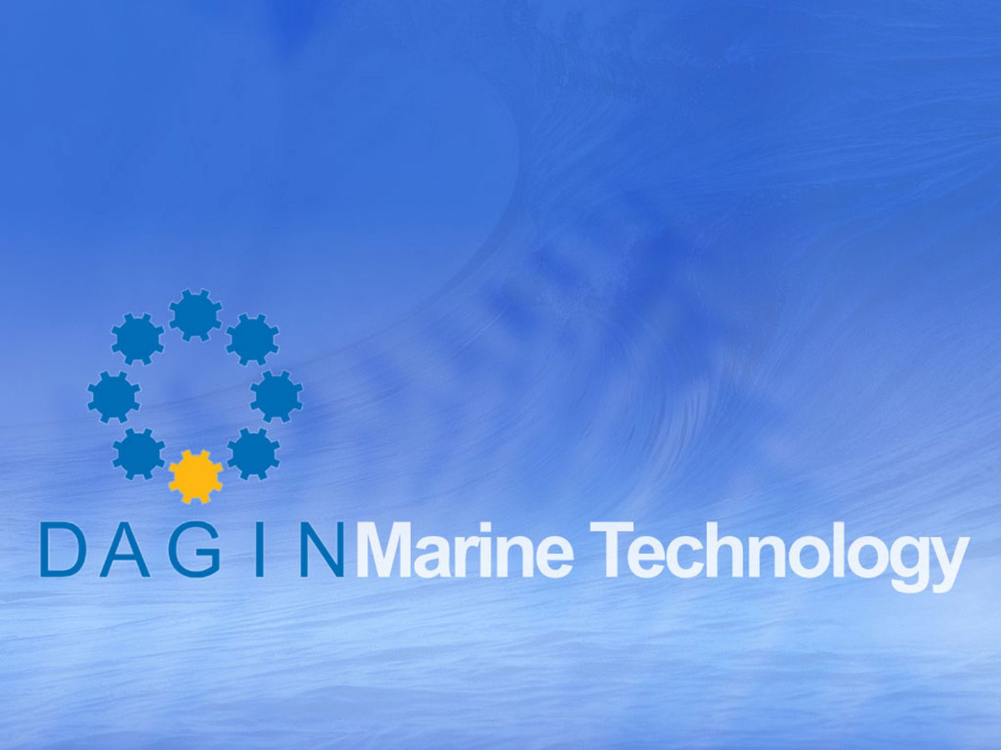 DAGIN Marine Technology Group of 5 Dutch companies, very experienced in the shipbuilding industry.