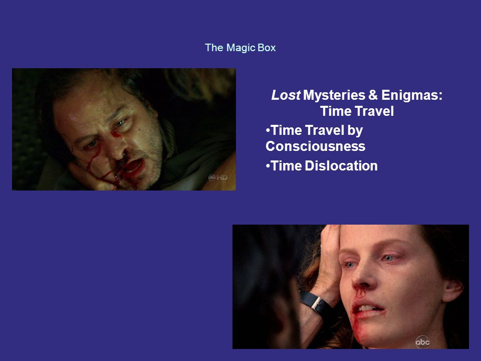 Lost Mysteries & Enigmas: Time Travel Time Travel by Consciousness Time Dislocation