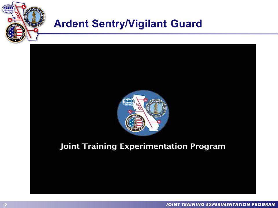 12 Ardent Sentry/Vigilant Guard