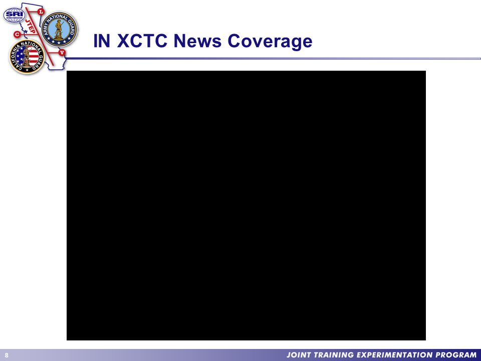 8 IN XCTC News Coverage