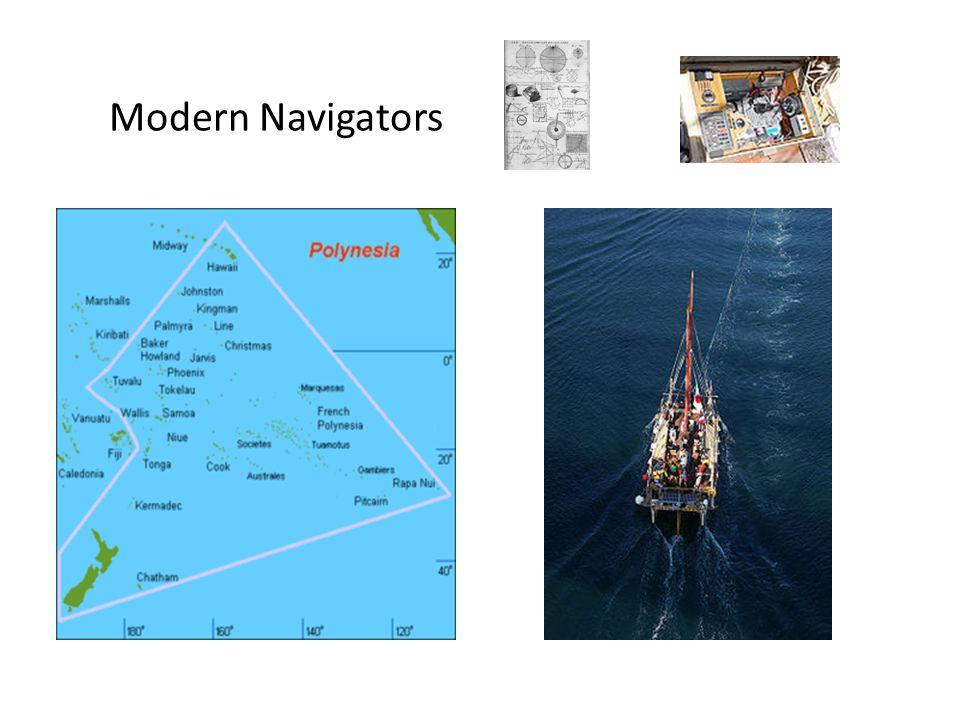 Modern Navigators