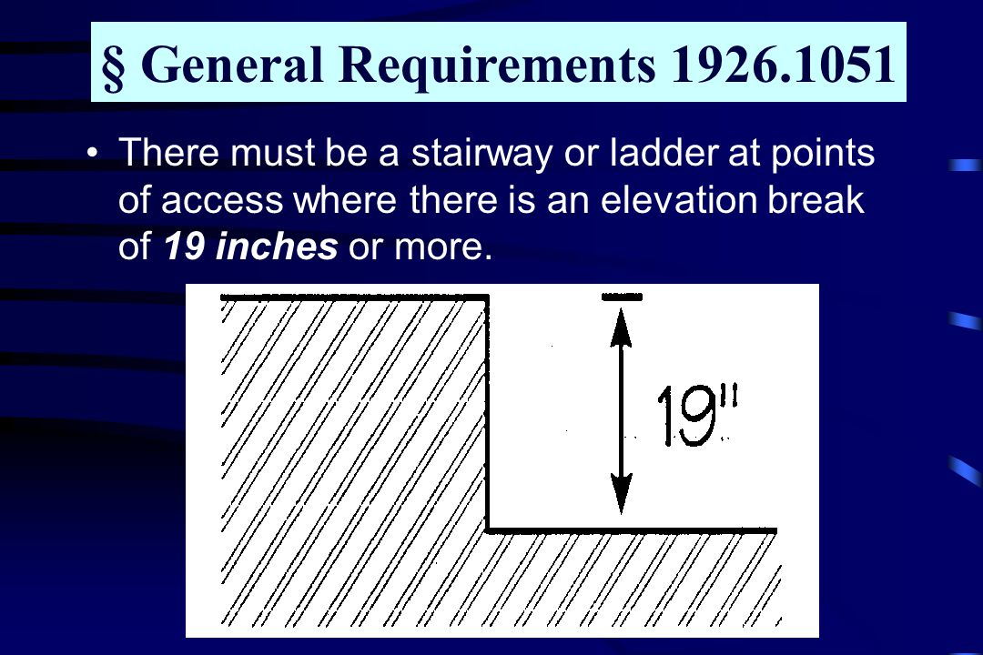 In 1998 the Bureau of Labor and Statistics recorded 8,568 injuries due to occupational ladder falls: 41 of the falls resulted in fatalities 41 of the falls resulted in fatalities Ladders that are faulty, broken, improperly set up, or do not meet industry standards can result in serious injury or even death Roofers gain the most exposure to injury when ascending or descending ladders