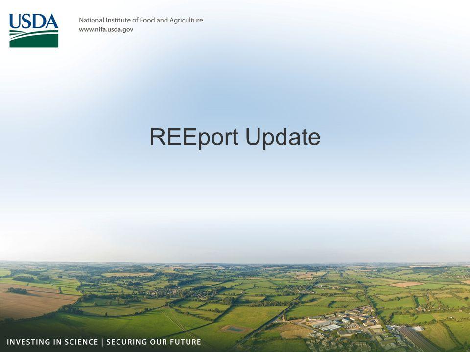 REEport Update
