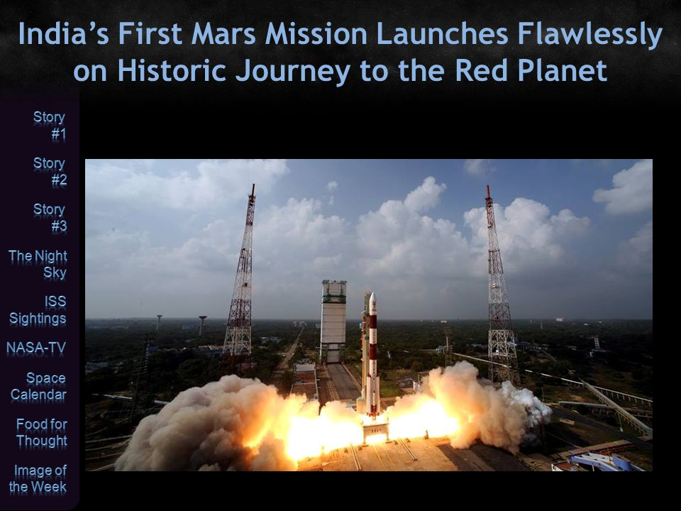 India's First Mars Mission Launches Flawlessly on Historic Journey to the Red Planet