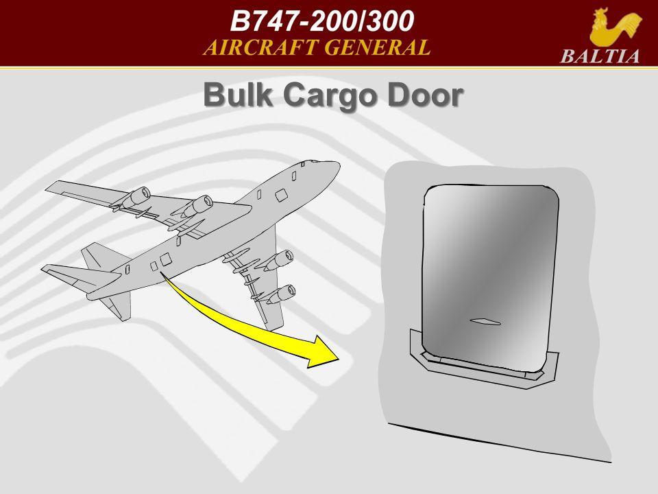 Bulk Cargo Door