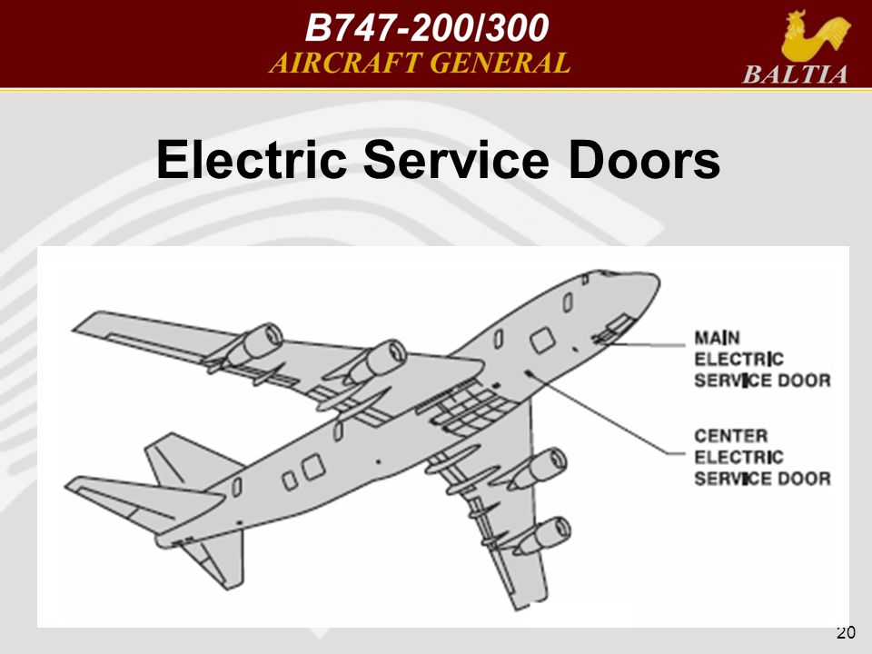 Electric Service Doors 20