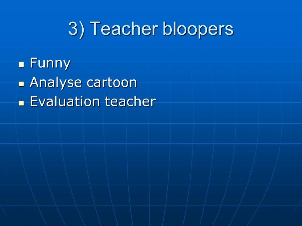 Funny Funny Analyse cartoon Analyse cartoon Evaluation teacher Evaluation teacher