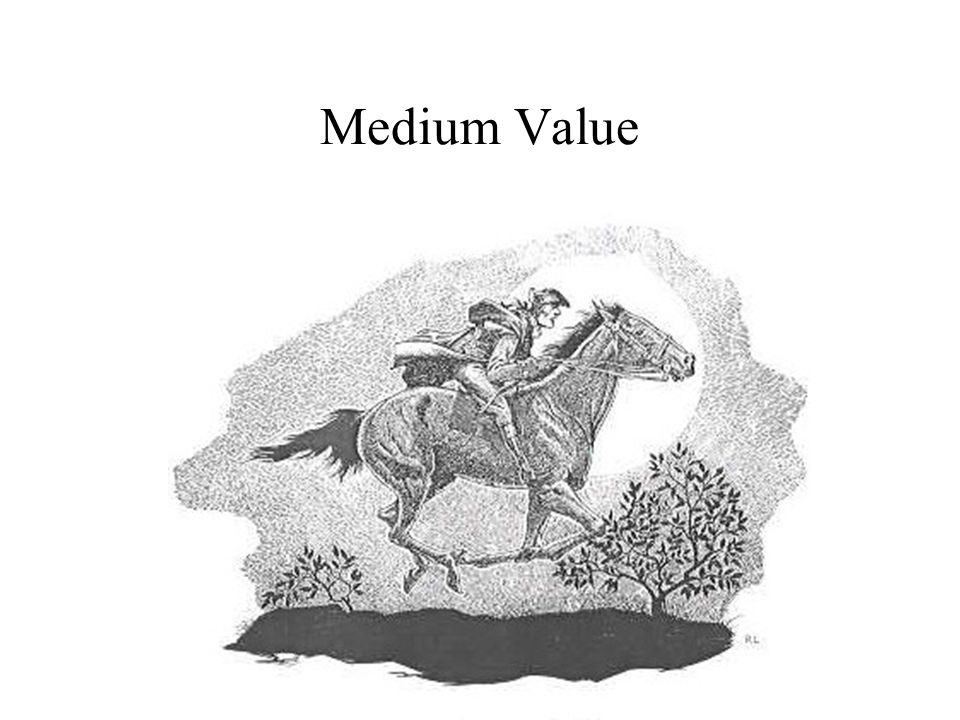Medium Value