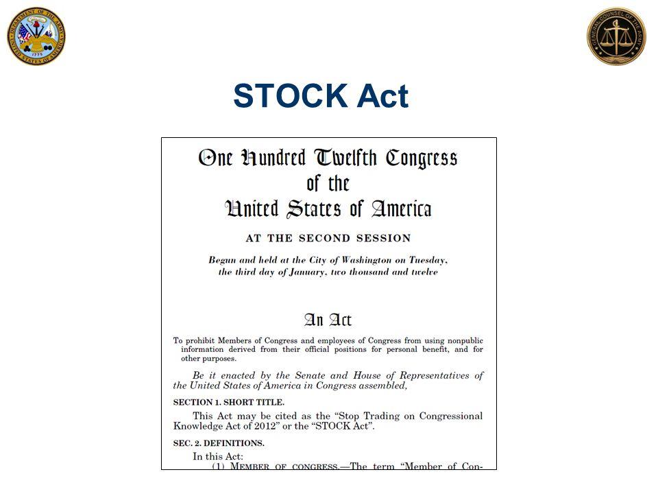 STOCK Act 31