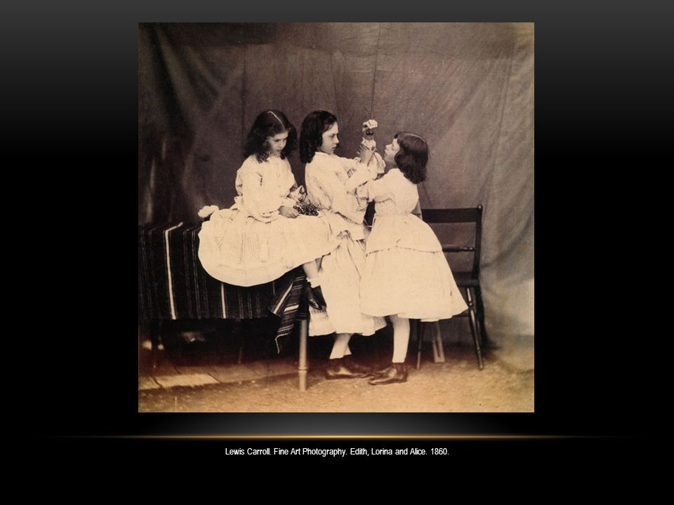 Lewis Carroll.Fine Art Photography. Charlotte Mary Yonge and mother.