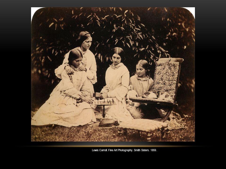 Lewis Carroll.Fine Art Photography. Arthur and Agnes Hughes.
