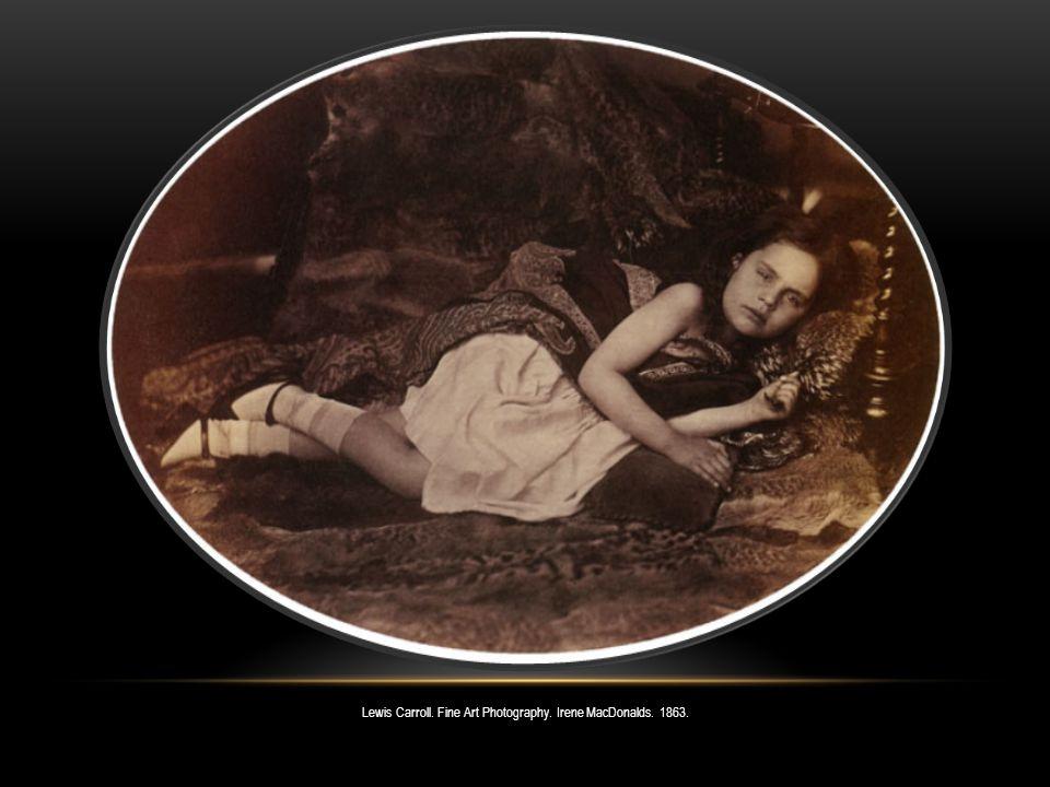 Lewis Carroll.Fine Art Photography. Irene MacDonald.