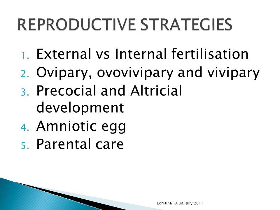  Disadvantages of external fertilisation (outside the body): 1.