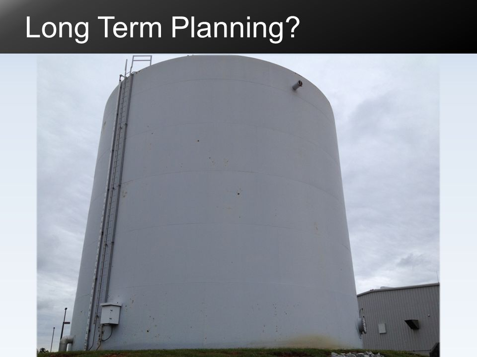 Long Term Planning?