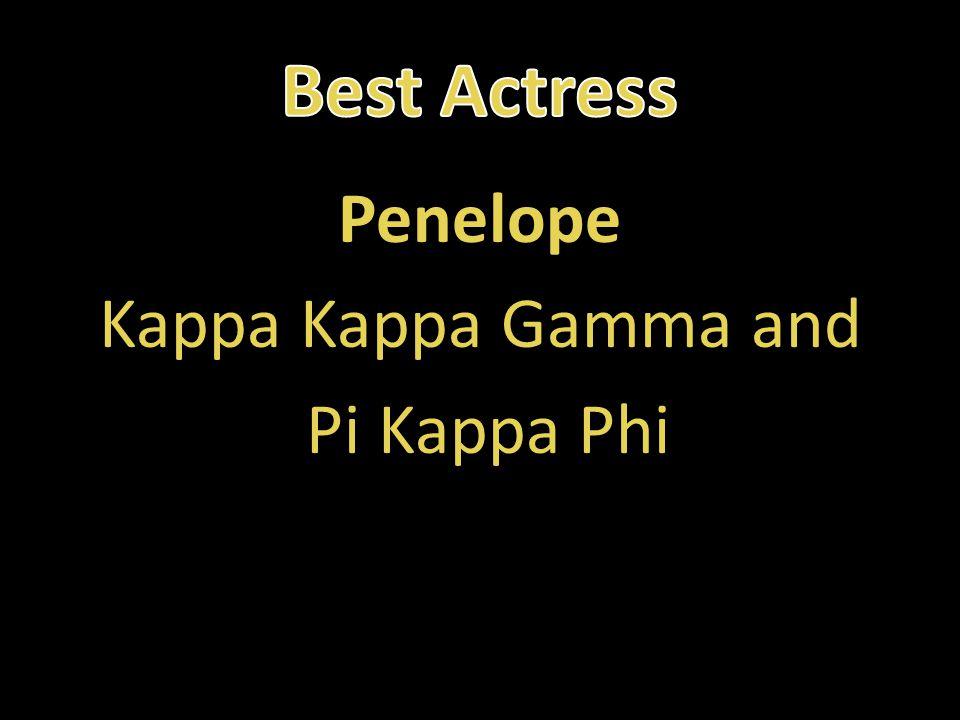 Penelope Kappa Kappa Gamma and Pi Kappa Phi