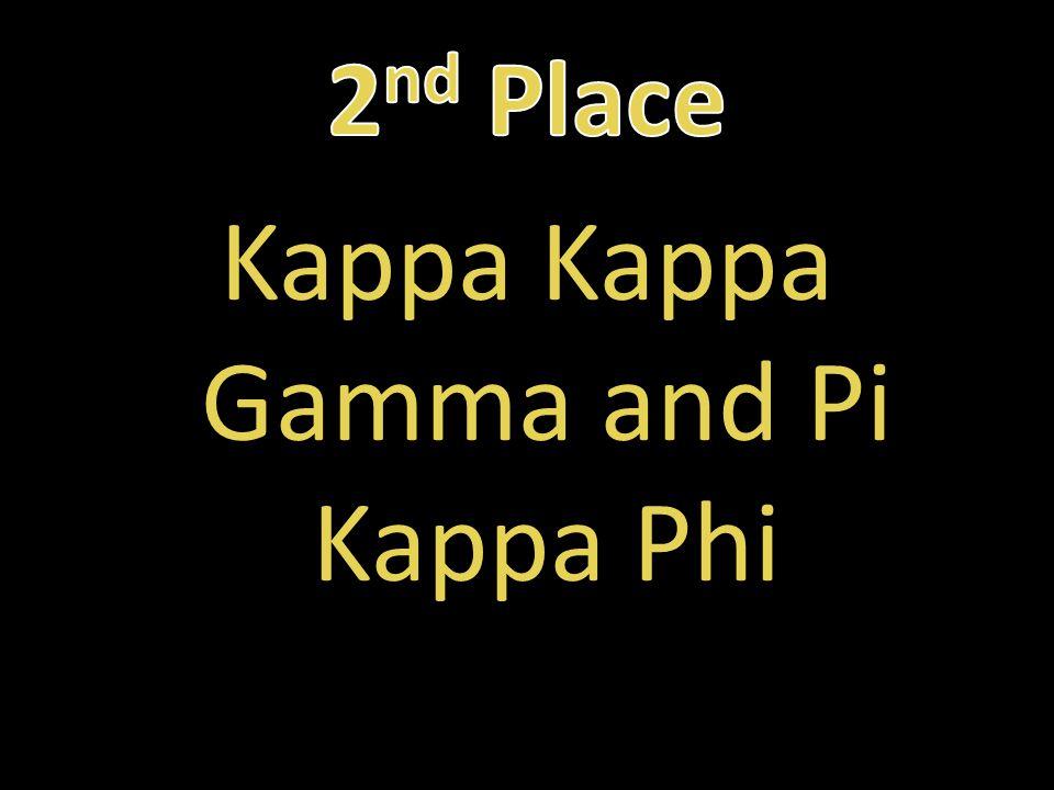 Kappa Kappa Gamma and Pi Kappa Phi