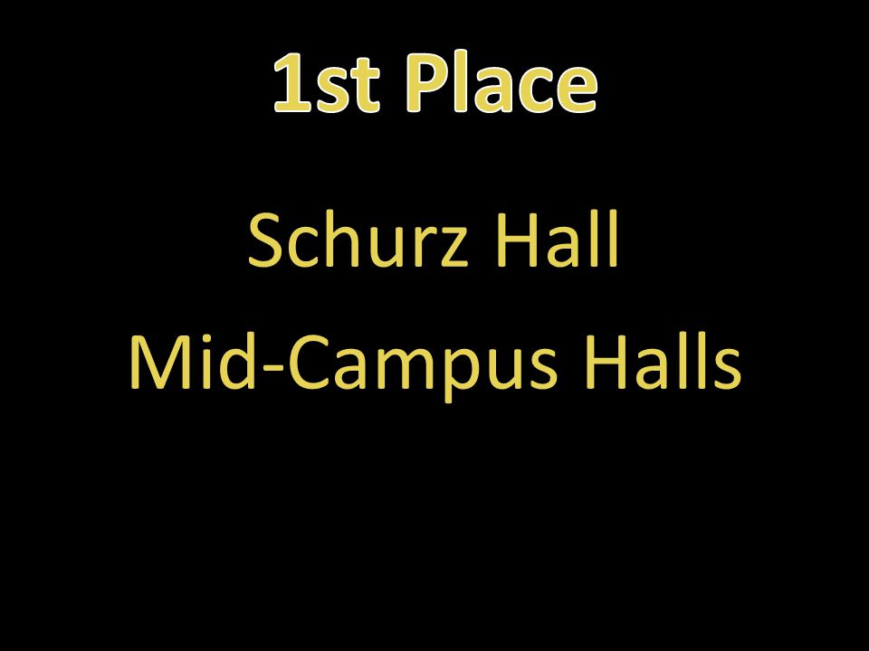 Schurz Hall Mid-Campus Halls