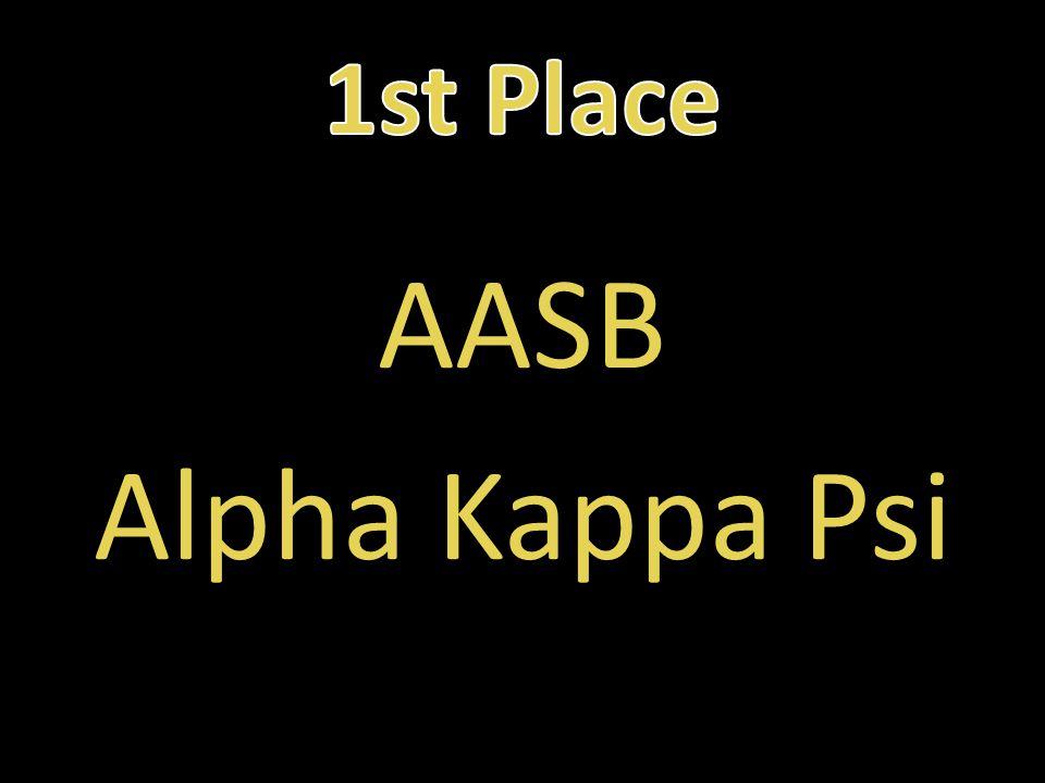 AASB Alpha Kappa Psi