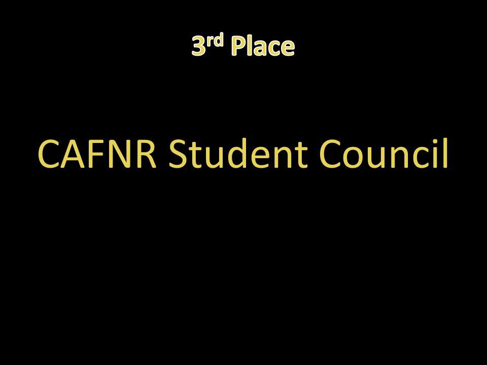 CAFNR Student Council