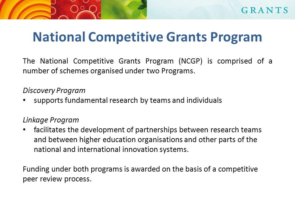 Liz Visher and Belinda Graham Program Partnerships team Post-award of ARC Grants