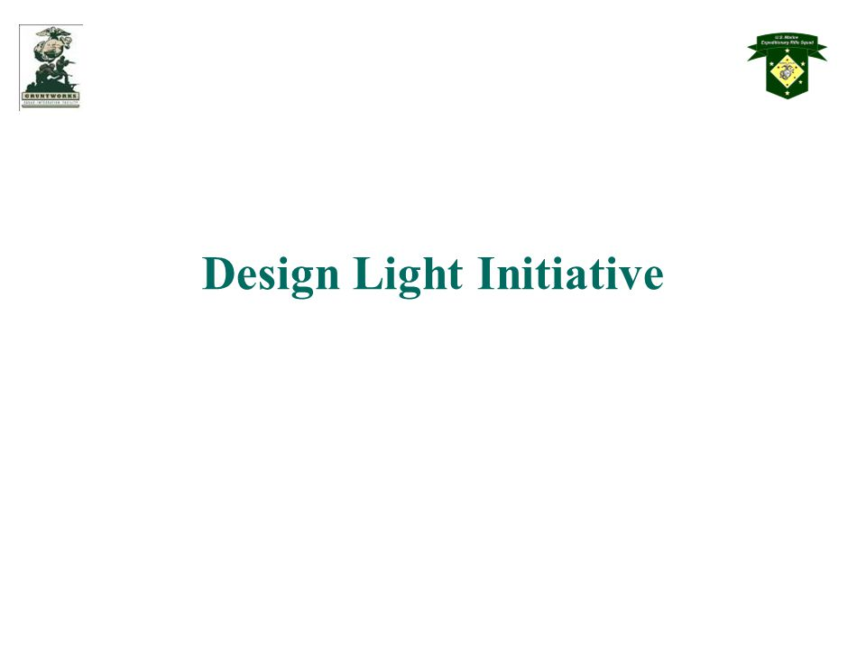 Design Light Initiative