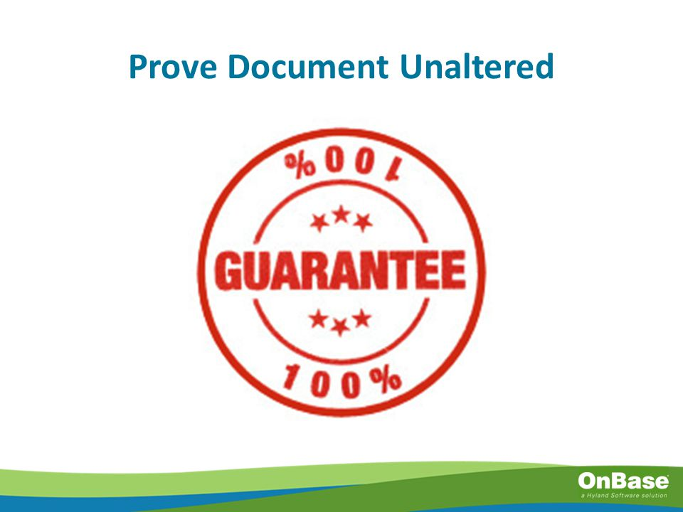 PRODUCTVIEW Prove Document Unaltered