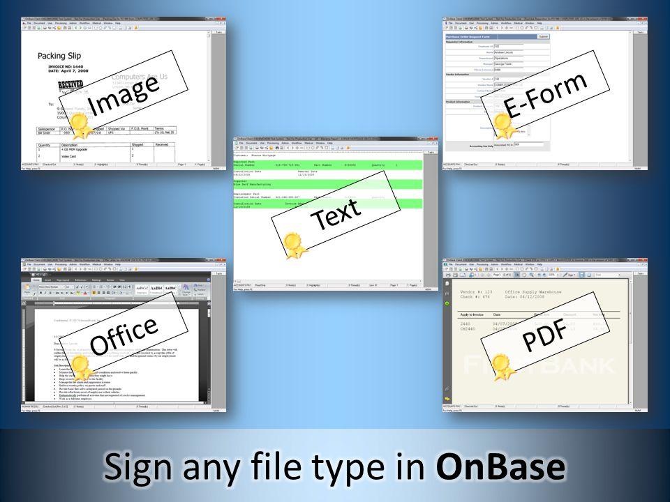 ImageOfficeTextE-FormPDF