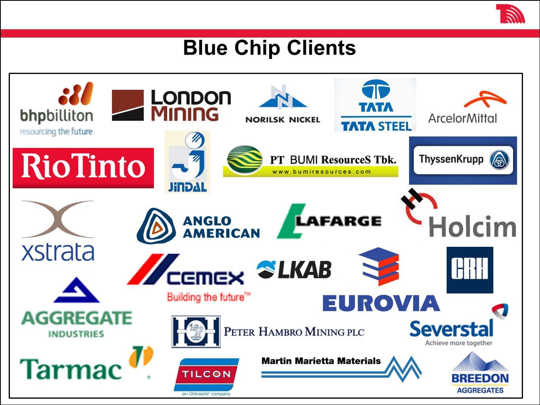 Blue Chip Clients