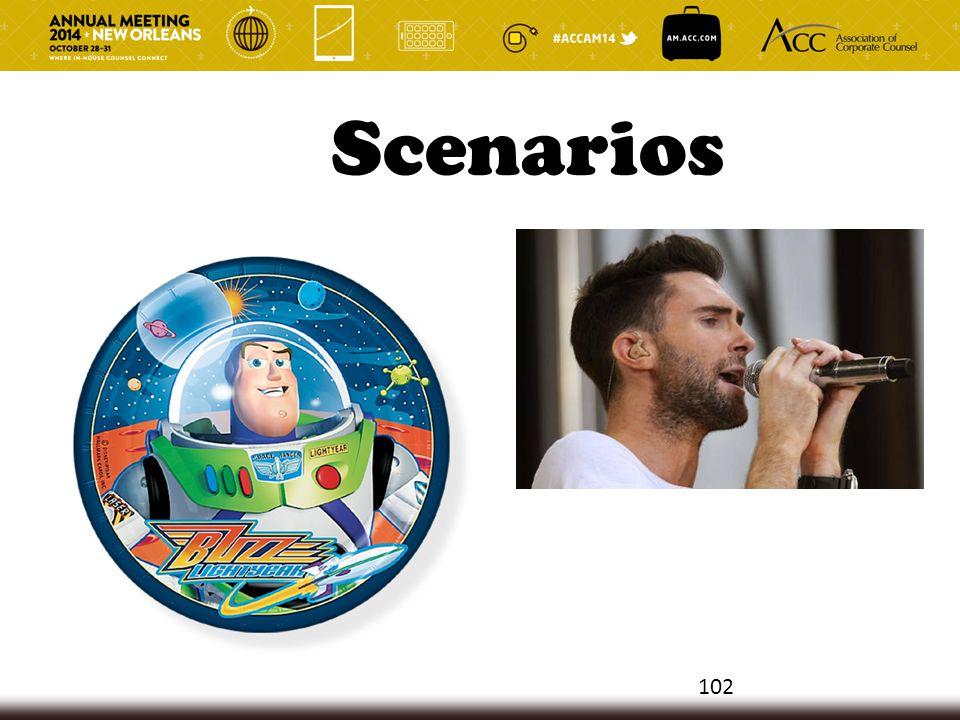 Scenarios 102