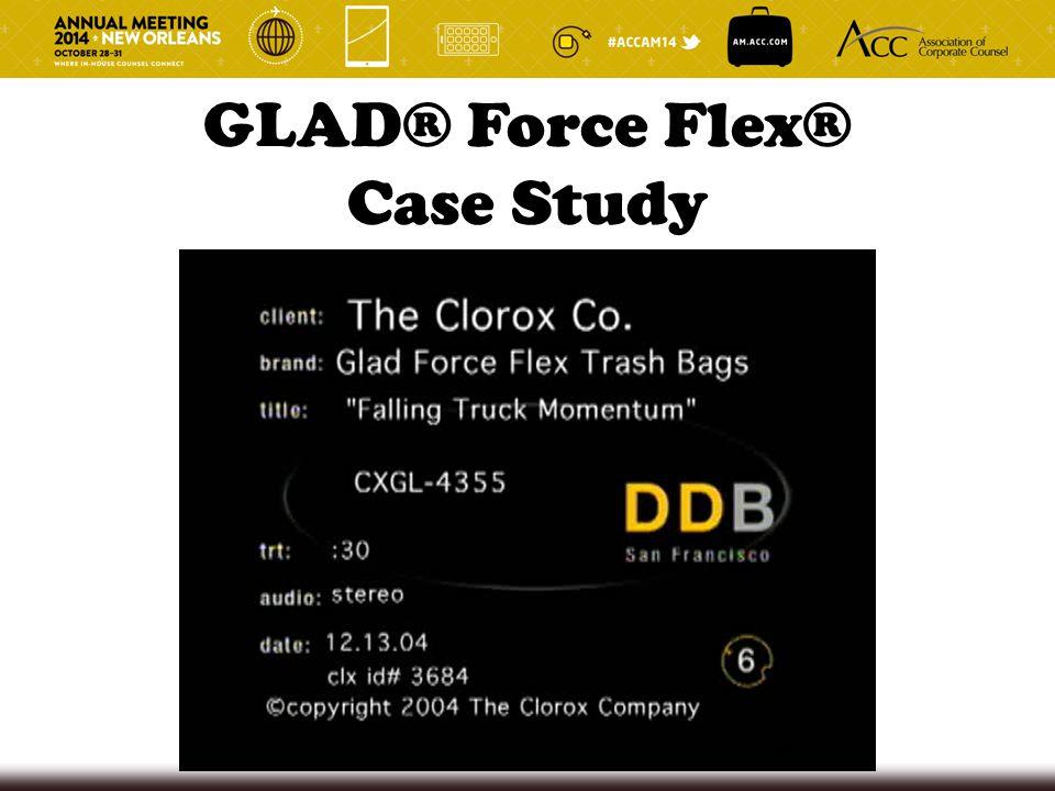 GLAD® Force Flex® Case Study 108