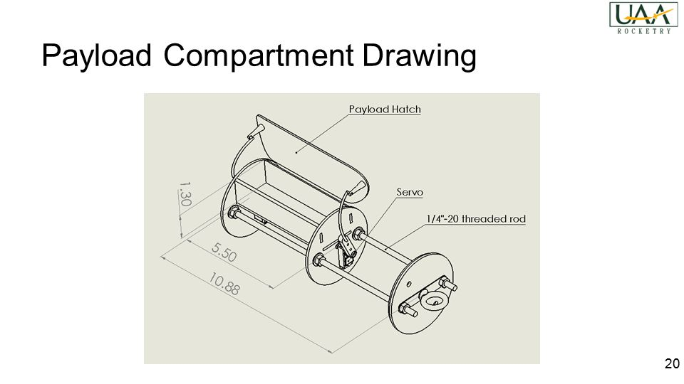 Payload Compartment Drawing 20