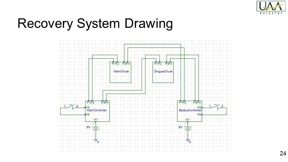 Recovery System Drawing 24