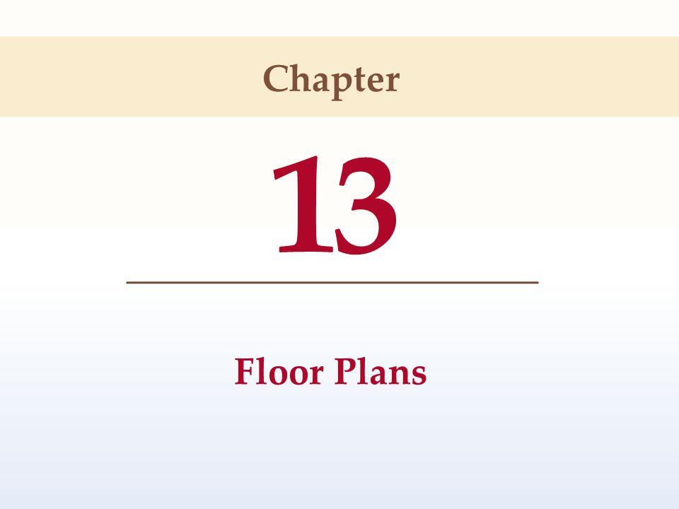 13 Floor Plans Chapter
