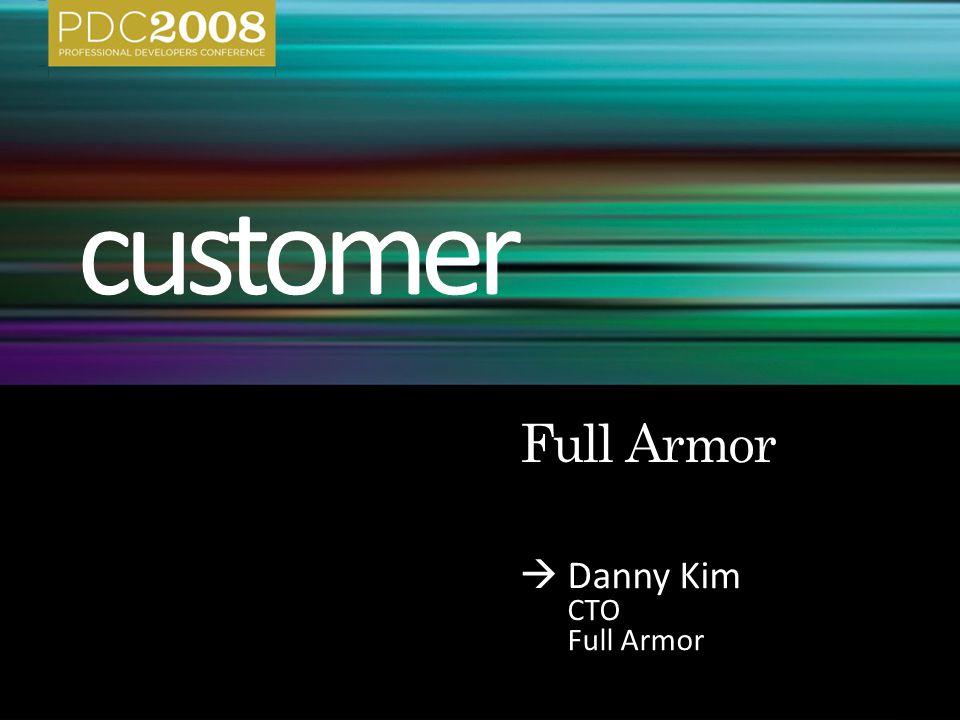  Danny Kim CTO Full Armor